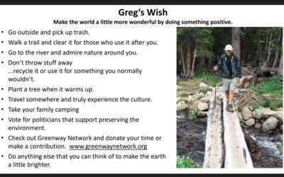 Greg's Wish